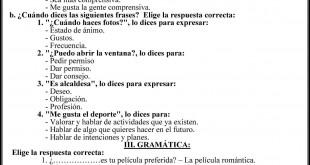 لغة اسبانية 4 - مدرسة اون لاين-2